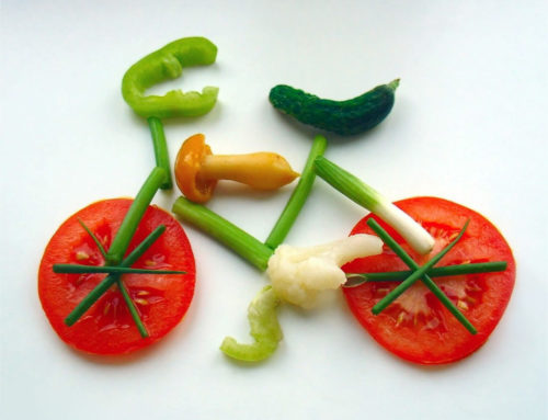 What diet to go on when starting exercise?  NONE!