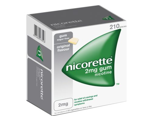 Stop Smoking – Nicotine Gum